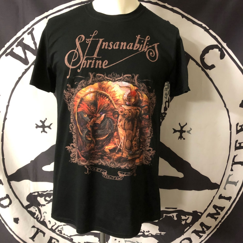 Shrine of Insanabilis - Vast Vortex Litanies - T-Shirt