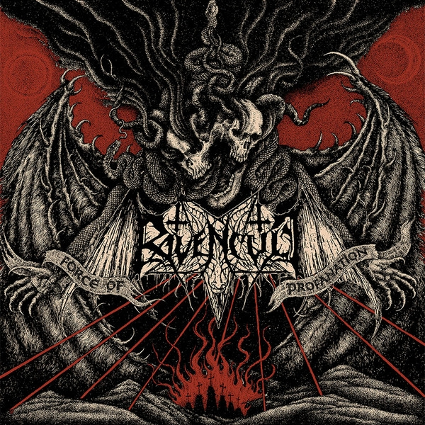 Ravencult - Force Of Profanation - MC