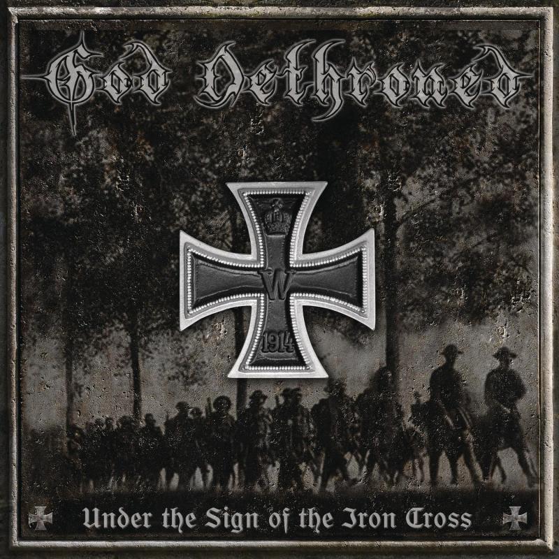 God Dethroned - Under The Iron Cross - LP