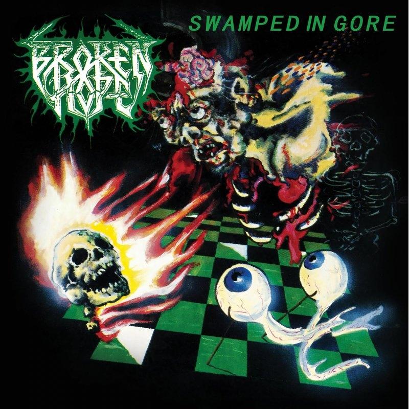 Broken Hope - Swamped In Gore - LP