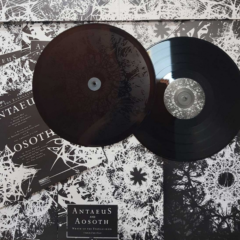 Antaeus / Aosoth - Wrath Of The Evangelikum - Double LP