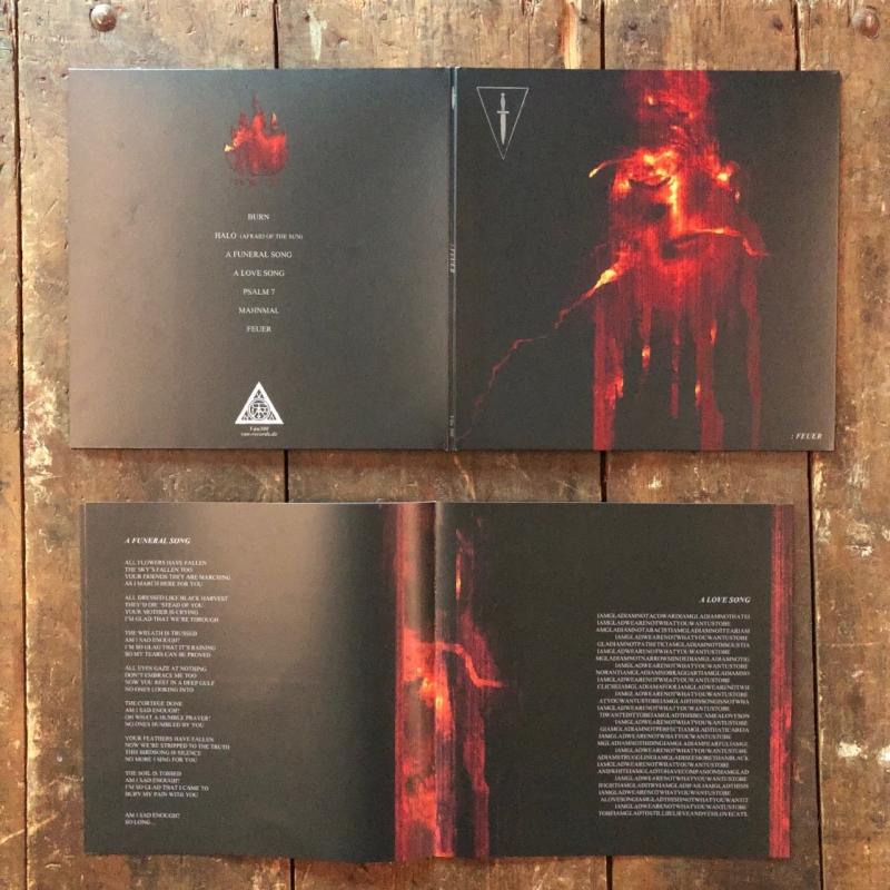 Dolch - Feuer - LP