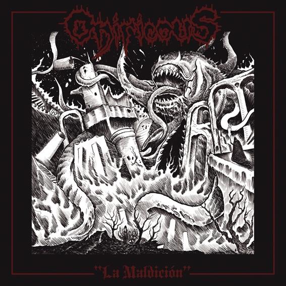 Oniricous - La Maldición - MCD