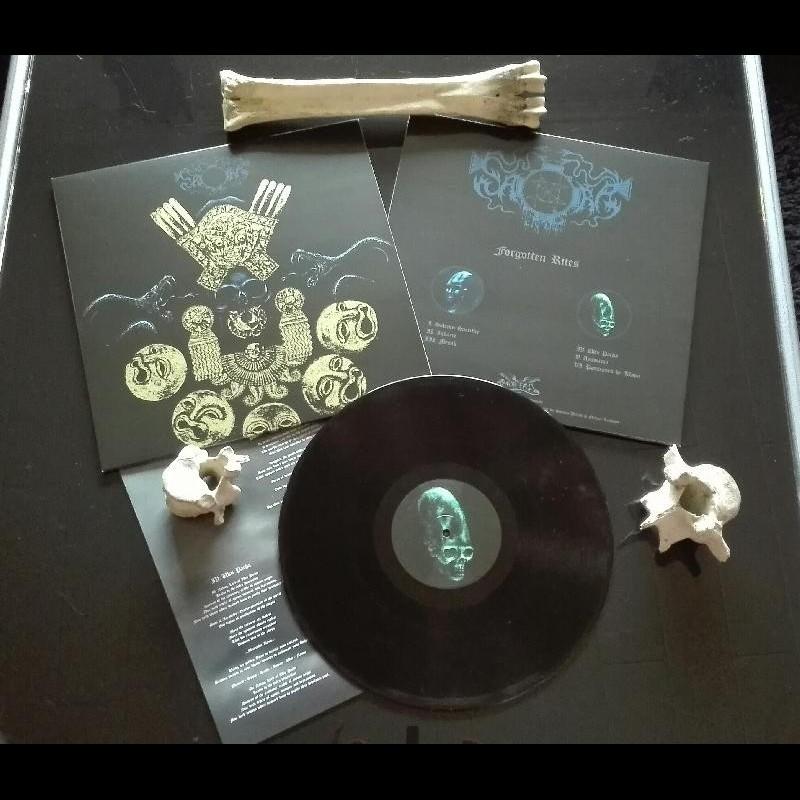 Saqras Cult - Forgotten Rites - LP