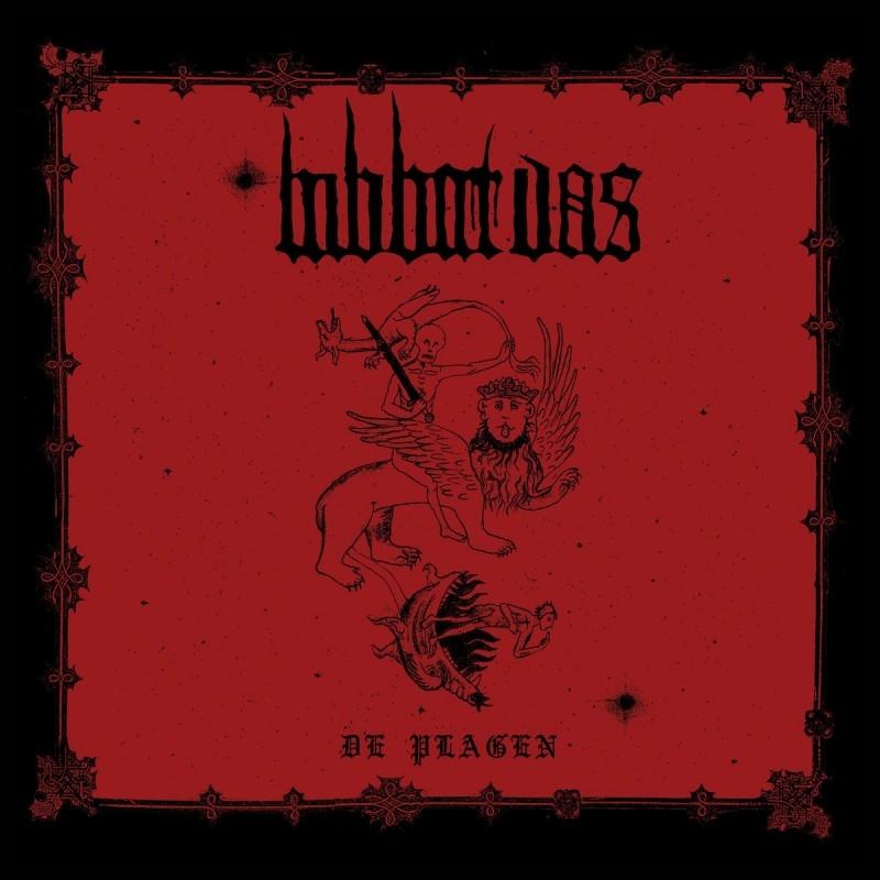 Lubbert Das - De Plagen - Digi CD