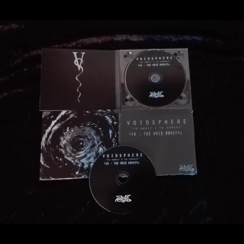 Voidsphere - To Await | To Expect - Digi CD