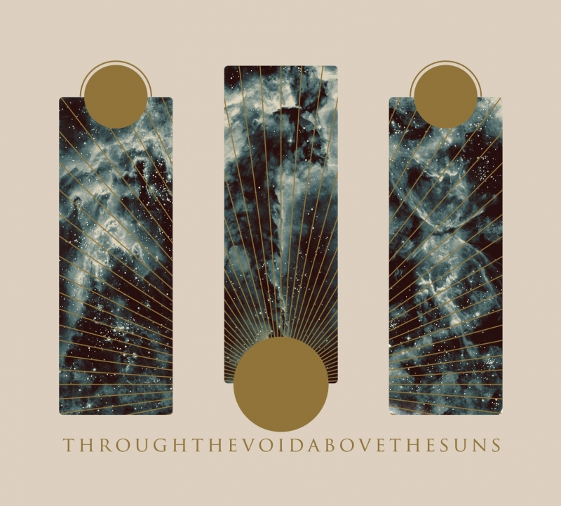 Deadly Carnage – Through the Void, Above the Suns - Digi CD