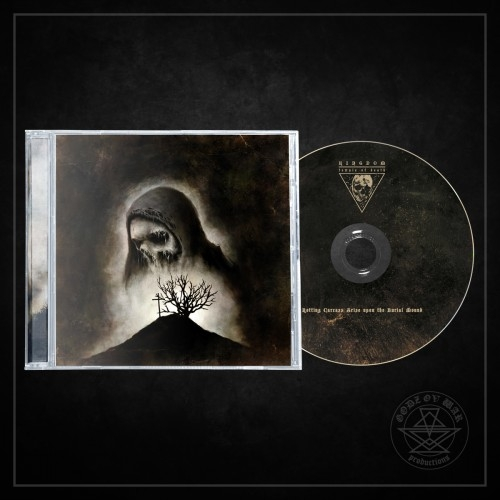 Kingdom - Rotting Carcass Arise upon the Burial Mound - CD