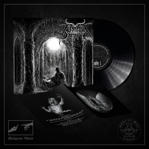 Anima Damnata - Nefarious Seed Grows to Bring Forth Supremacy of the Beast - LP