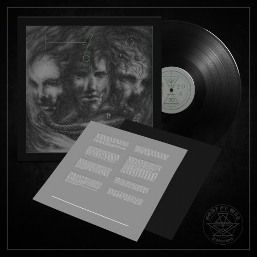 Corpse Garden - IAO 269 - LP