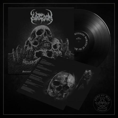 Kingdom - Putrescent Remains of the Dead Ground - LP