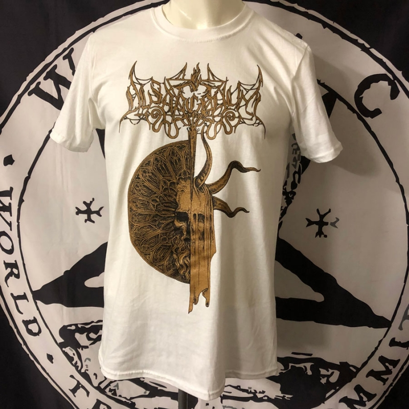 Dysangelium - Death Leading - T-Shirt (White)