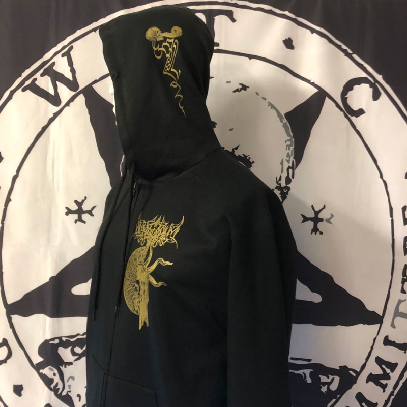 Dysangelium - Death Leading - Hooded Zipper