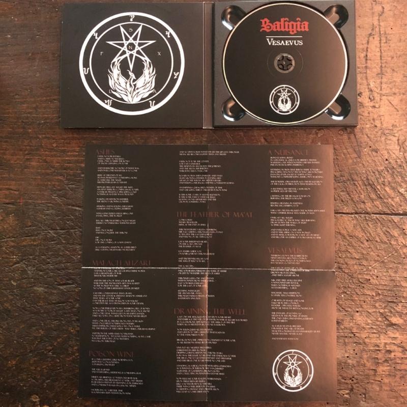 Saligia - Vesaevus - Digi CD