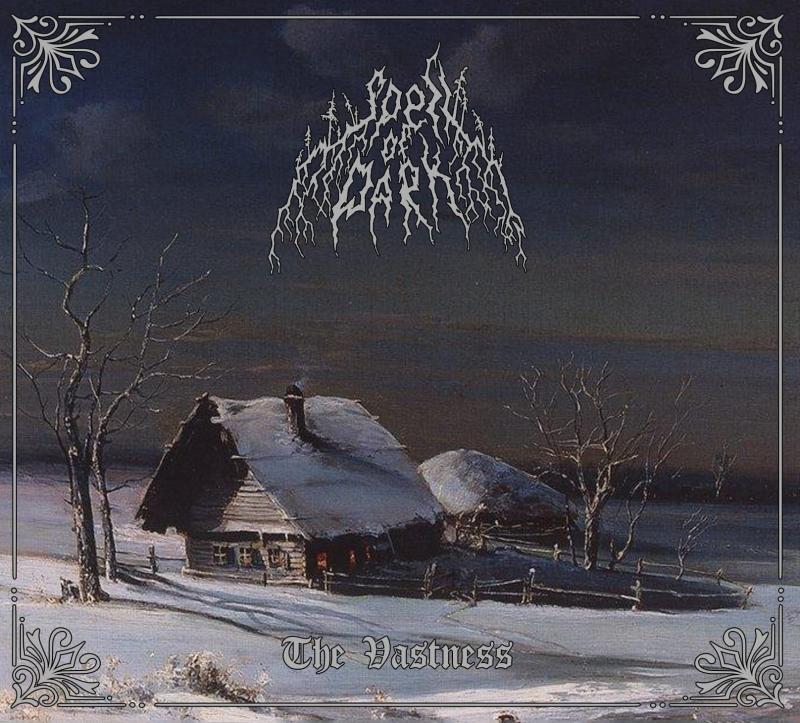 Spell of Dark - The Vastness - Digi CD