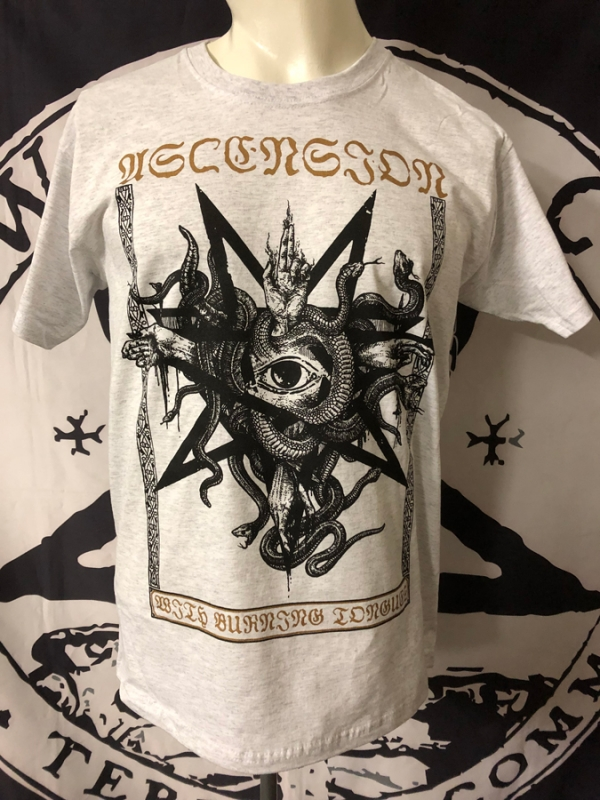 Ascension - With Burning Tongues - T-Shirt