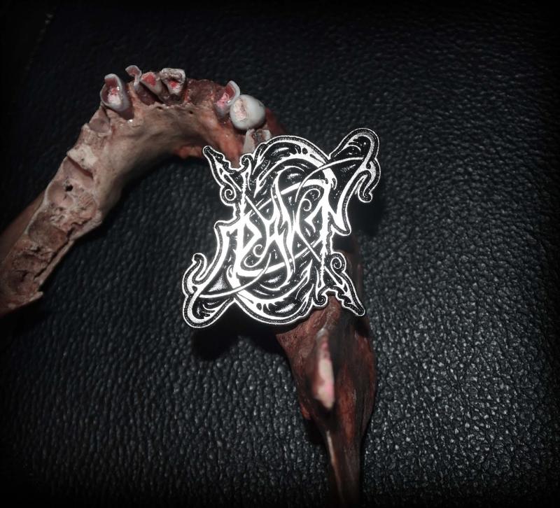 Dawn - Logo - Metall-PIN