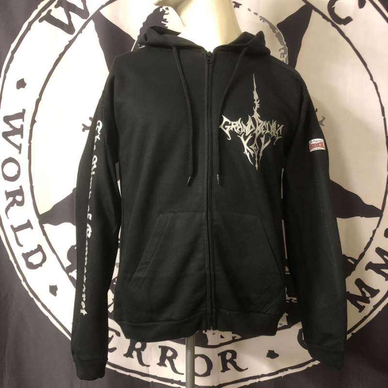 Grand Belials Key - The Pimp Of Gennesaret - Hooded Zipper