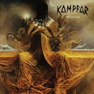 Kampfar - Profan - CD