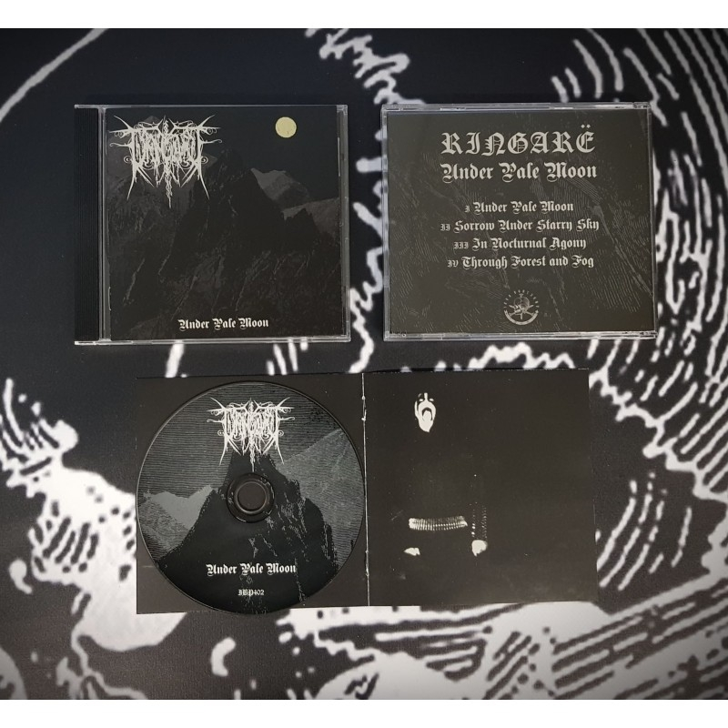 Ringarë - Under Pale Moon - CD