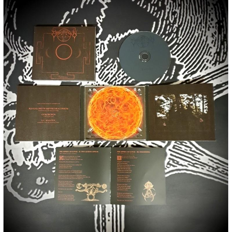 Empire Of The Moon - Eclipse - Digipak CD