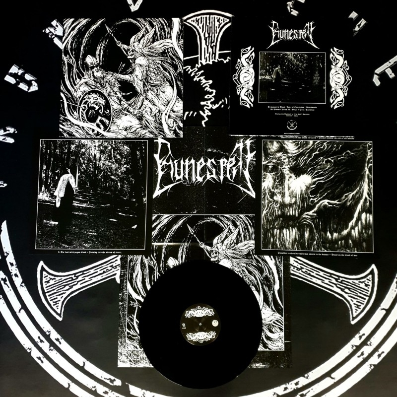 Runespell - Voice of Opprobrium - LP