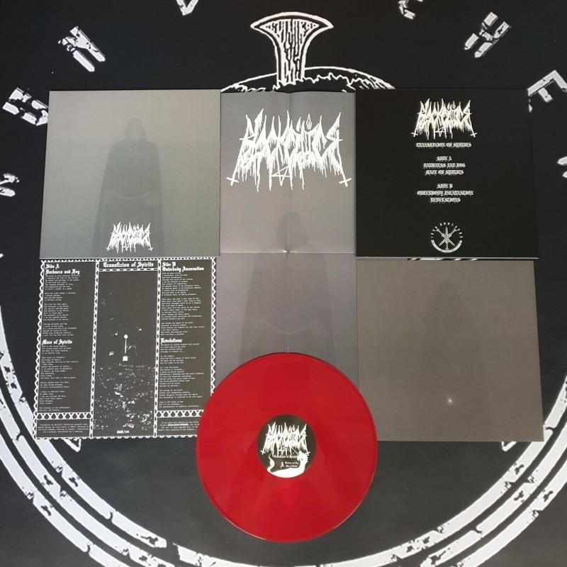 Black Cilice - Transfixion of Spirits - LP