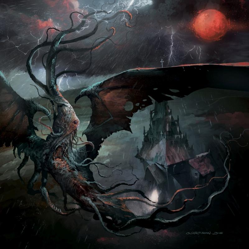 Sulphur Aeon - The Scythe Of Cosmic Chaos - Gatefold 2LP