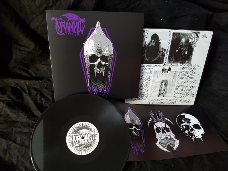 Tyrannic - Exterminating Angel - LP