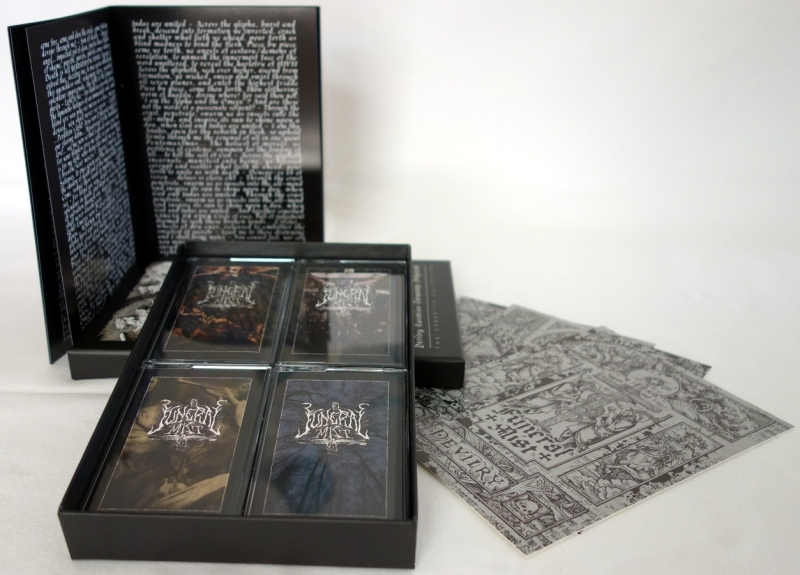 Funeral Mist - The Cassette Collection Box