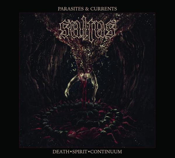 Saltas - Death Spirit Continuum - Digipak CD