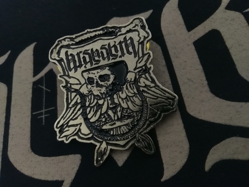 Barshasketh - Metall-Pin