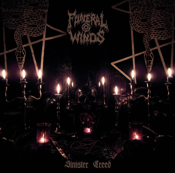 Funeral Winds - Sinister Creed - LP