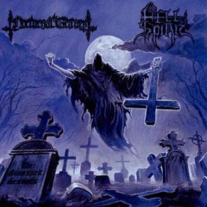 Nocturnal Graves / Hell Spirit - Split-CD