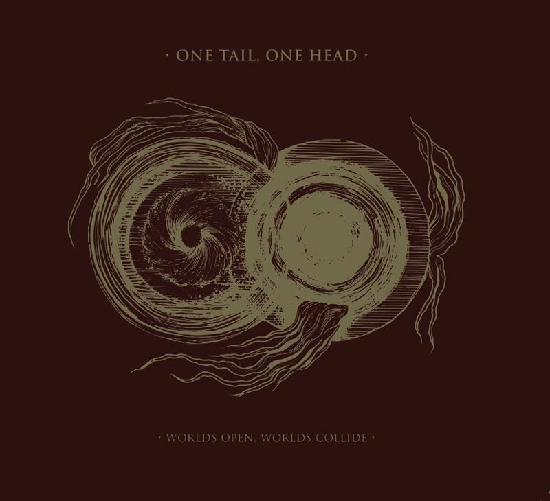 One Tail, One Head - Worlds Open, Worlds Collide - Digipak CD