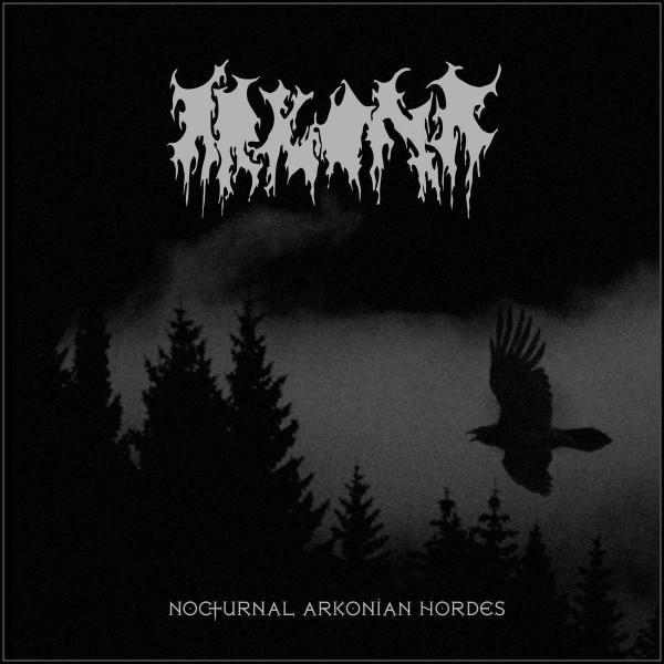 Arkona - Nocturnal Arkonian Hordes - Digipak CD
