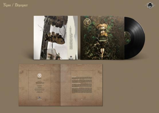Nyss - Dépayser - LP