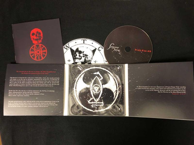 Serpent Noir - Death Clan OD - Digipak CD