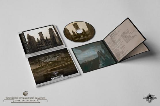 Movimento DAvanguardia Ermetico - Torri Del Silenzio - CD
