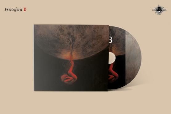 Psicofera - Beta - Digipak CD