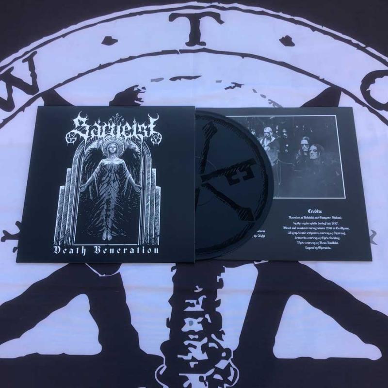 Sargeist - Death Veneration - MLP