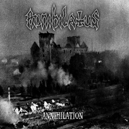 Annihilatus - Annihilation - Digipak CD