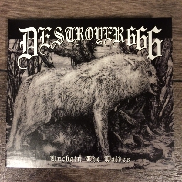Deströyer 666 - Unchain The Wolves - Digipak CD