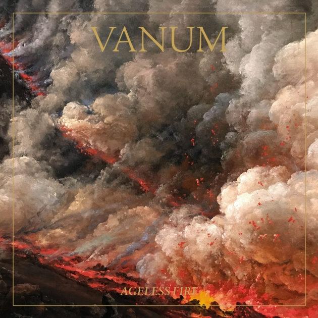 Vanum - Ageless Fire - Digipak CD