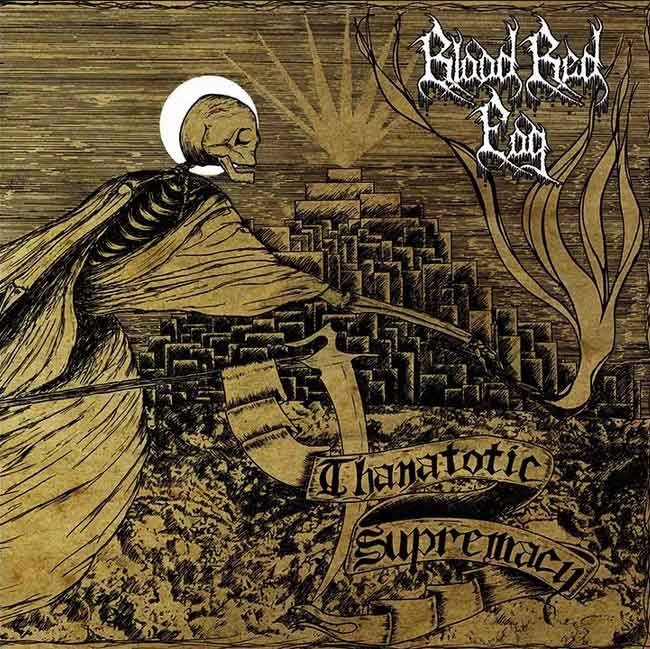 Blood Red Fog - Thanatotic Supremacy - LP