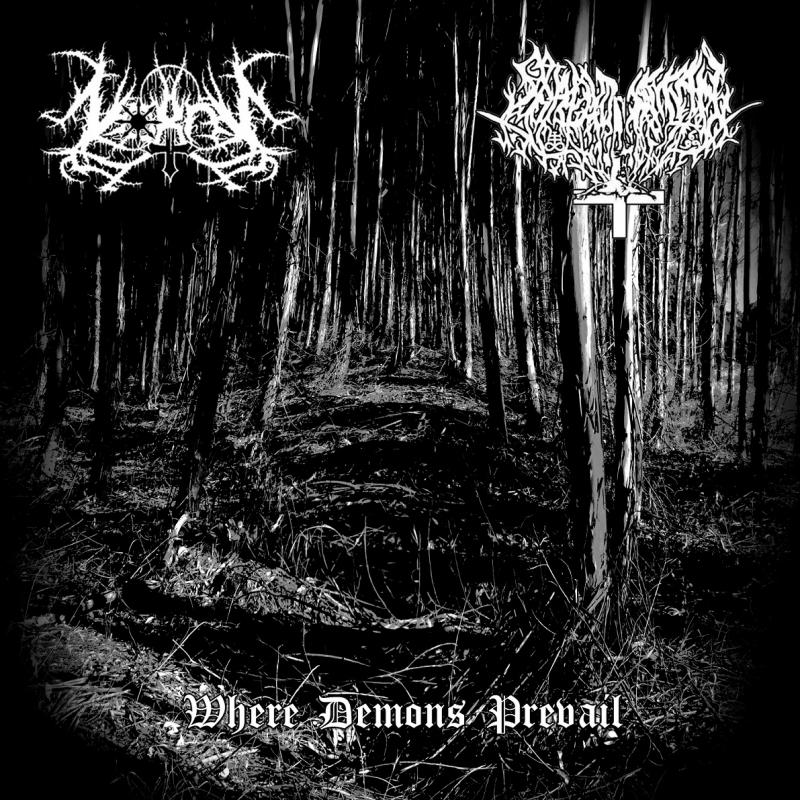 Norns / Shroud of Satan - Where Demons Prevail - 7