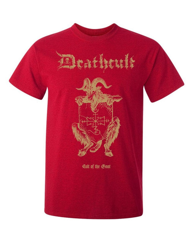 Deathcult - Cult Of The Goat - Shirt