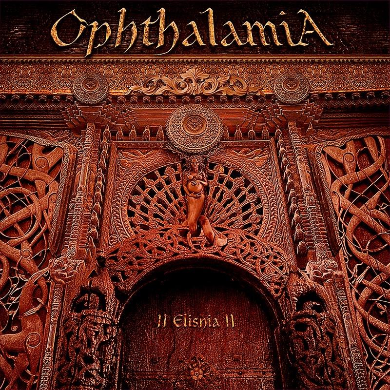 Ophthalamia - II Elishia II - CD