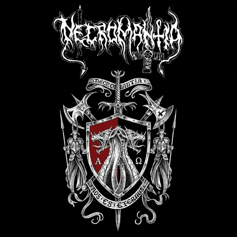 Necromantia - Nekromanteion - CD