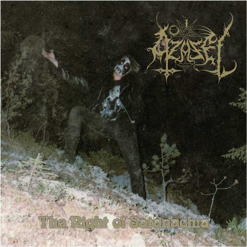 Azazel - The Night Of Satanachia - Digipak CD